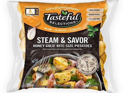 Tasteful Selections Organic Honey Gold Potatoes