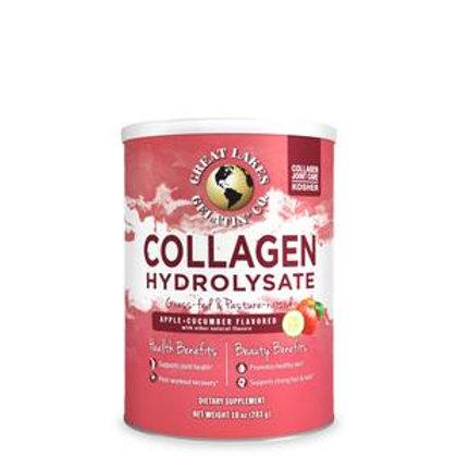 10 oz. Apple + Cucumber Collagen Hydrolysate