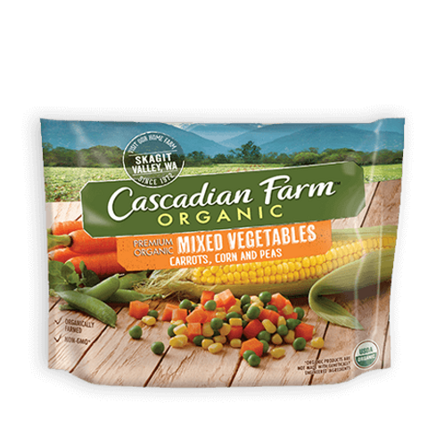 Cascadian Farms Organic Mixed Vegetables