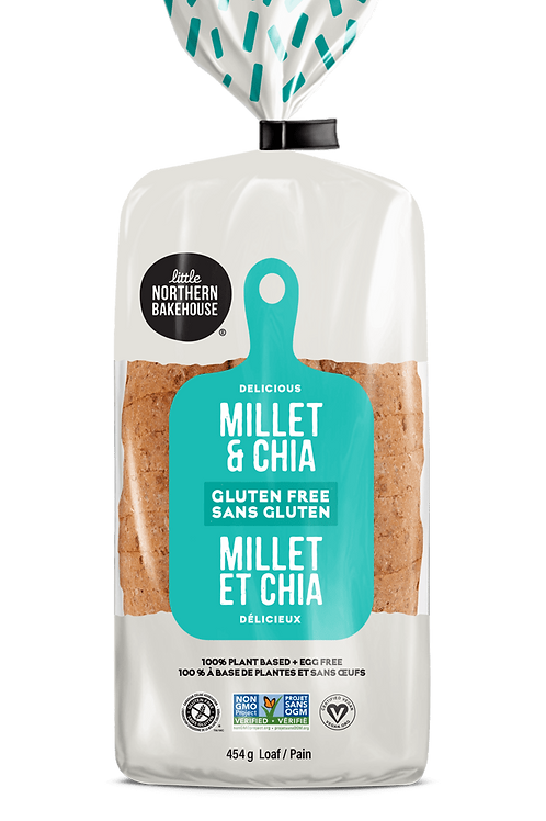 Little Northern Bakehouse Millet & Chia Bread