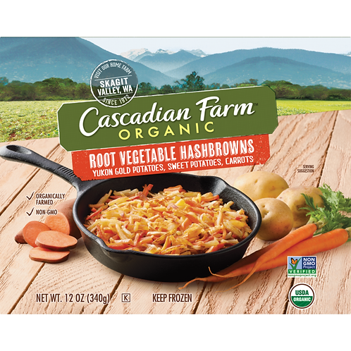 Cascadian Farms Organic Root Vegetable Hashbrowns