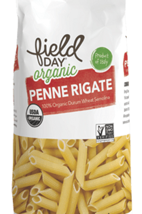 Field Day Organic Penne Rigate