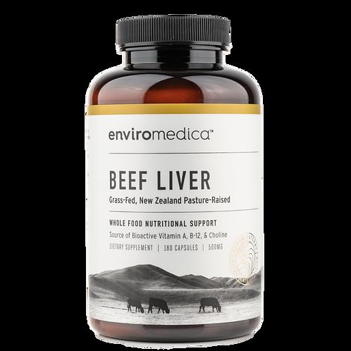 Enviromedica Beef Liver - 180 cap