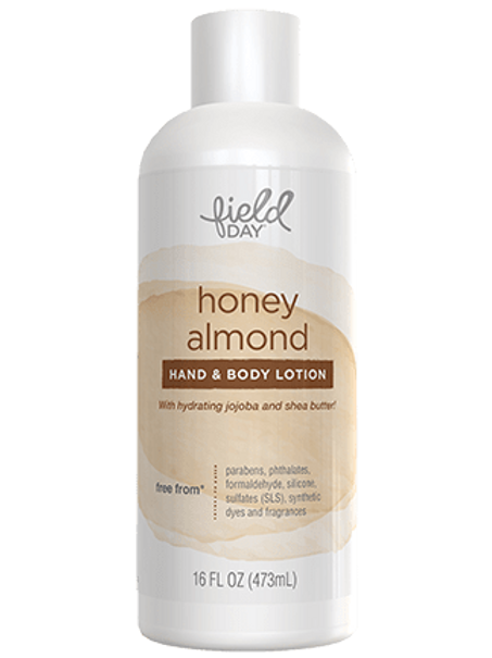 Field Day Honey Almond Hand & Body Lotion
