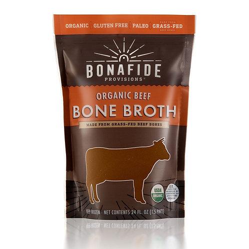 Bonafide Organic Beef Bone Broth