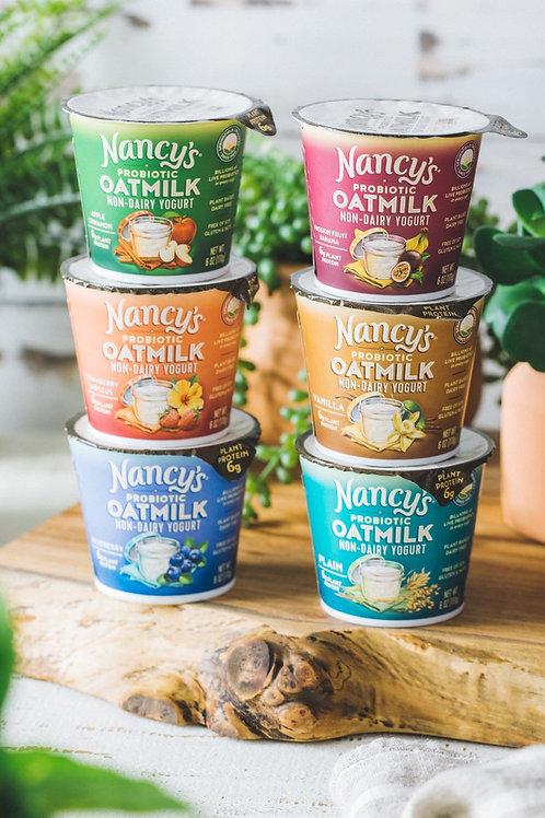 Nancys Probiotic Oatmilk Non-Dairy Yogurt