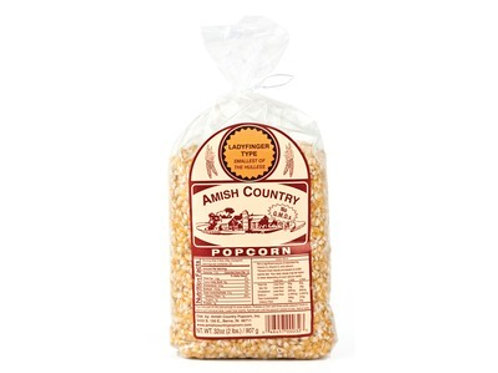 Amish Country Popcorn - Extra Large Caramel-Type