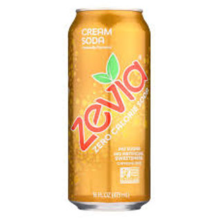 Zevia Soda 16oz Cans - Multiple Flavor Options