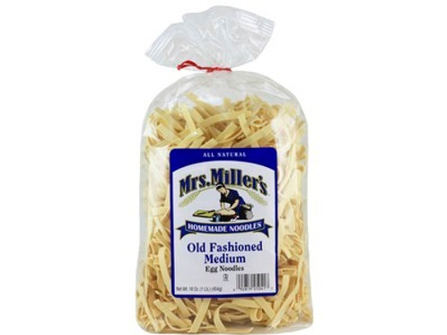 Mrs. Millers Old Fashioned Medium Noodles