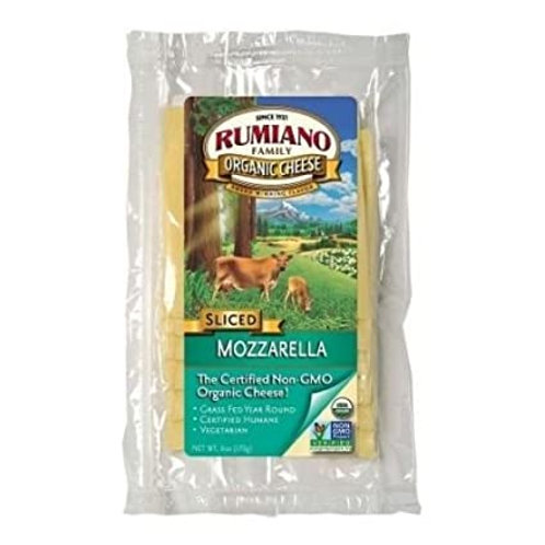 Rumiano Organic Mozzarella Slices