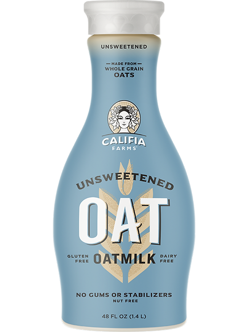 Califia Farms Unsweetened Oatmilk