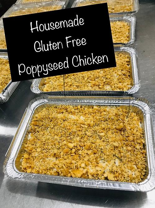 GMM Housemade Poppyseed Chicken - Gluten Free