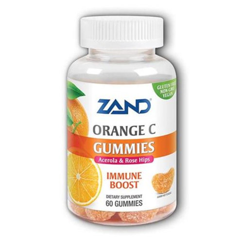 Zand Orange C Gummies