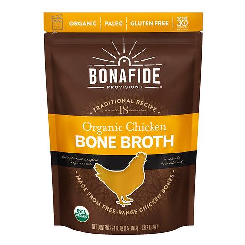 Bonafide Organic Chicken Bone Broth