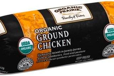 Organic Prairie Organic Ground Chicken