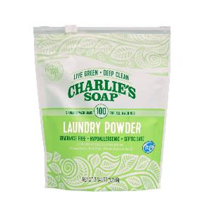 Charlies Laundry Soap Powder - 100 Loads