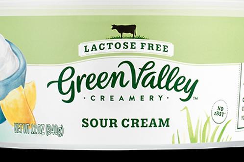 Green Valley Creamery Sour Cream Organic