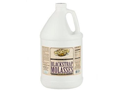 Golden Barrel Unsulphured Blackstrap Molasses - 1 Gallon