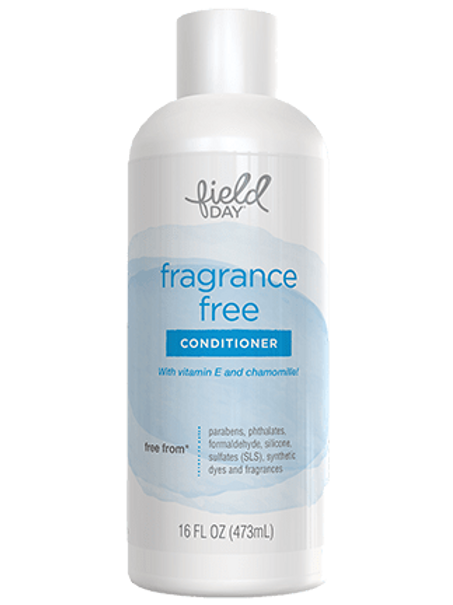 Field Day Fragrance Free Conditioner