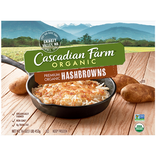 Cascadian Farms Organic Hashbrowns