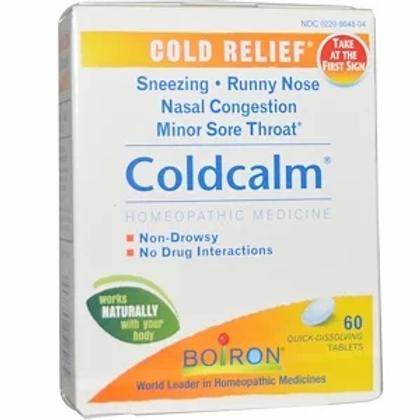 Boiron Coldcalm - 60 tab