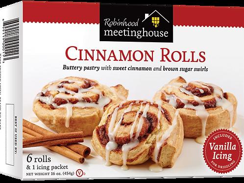 Robinhood Meetinghouse Cinnamon Rolls
