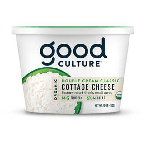 Good Culture Organic Cottage Cheese Double Cream Classic