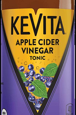 Kevita Organic Elderberry Apple Cider Vinegar Tonic