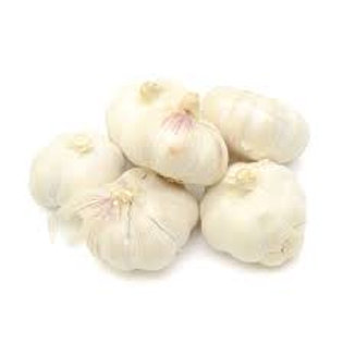 Organic Whole Garlic - 3 ounce package
