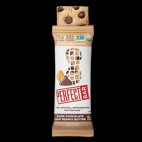 Perfect Bar Organic Dark Chocolate Peanut Butter Bar