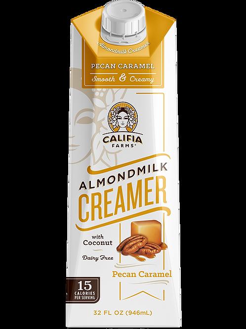 Califia Pecan Caramel Almondmilk Creamer