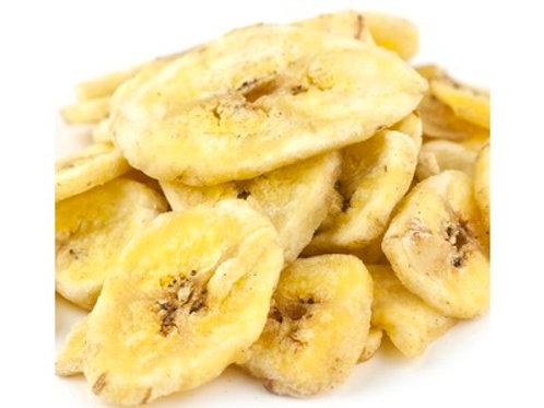 {BULK} Unsweetened Banana Chips