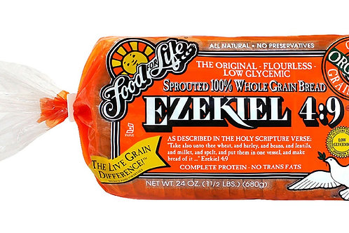 Food For Life Organic Ezekiel 4:9 Sprouted Grain Bread
