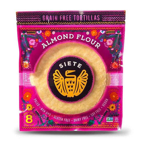 Siete Almond Flour Tortillas - 8ct