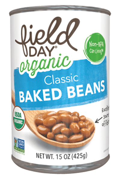Field Day Organic Classic Baked Beans
