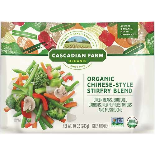 Cascadian Farms Organic Chinese-Style Stirfry Blend