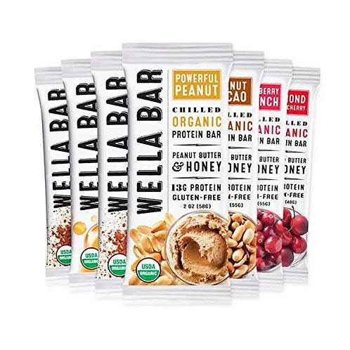 Wella Bar - Organic - 2 Flavor Options