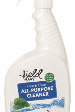 Field Day Free & Clear All Purpose Cleaner