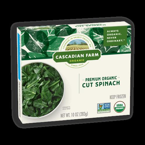 Cascadian Farms Organic Premium Cut Spinach
