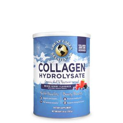 10 oz. Mixed Berry Collagen Hydrolysate