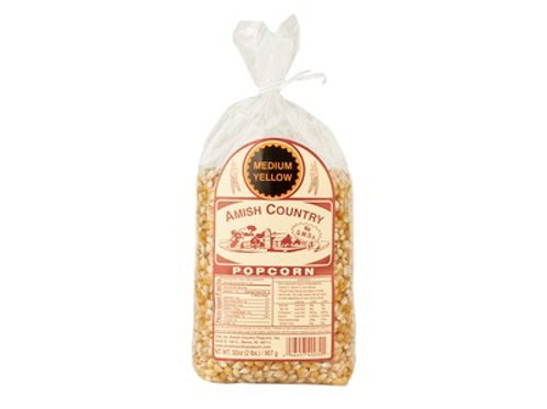 Amish Country Popcorn - Medium Yellow