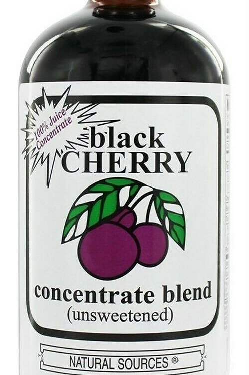 Natural Source Black Cherry Concentrate Blend