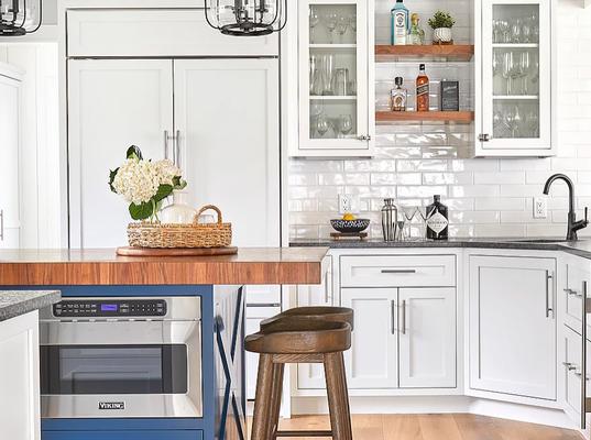 Custom Cabinetry Kitchen