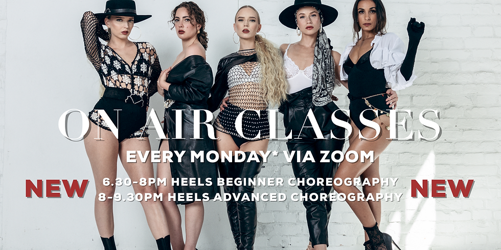 VH ON AIR CLASSES