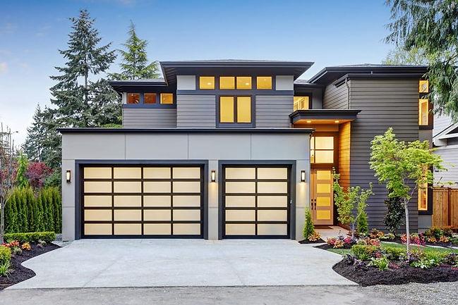 glass garage door repair renton