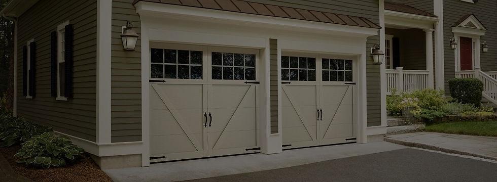 Garage door repair company in Renton