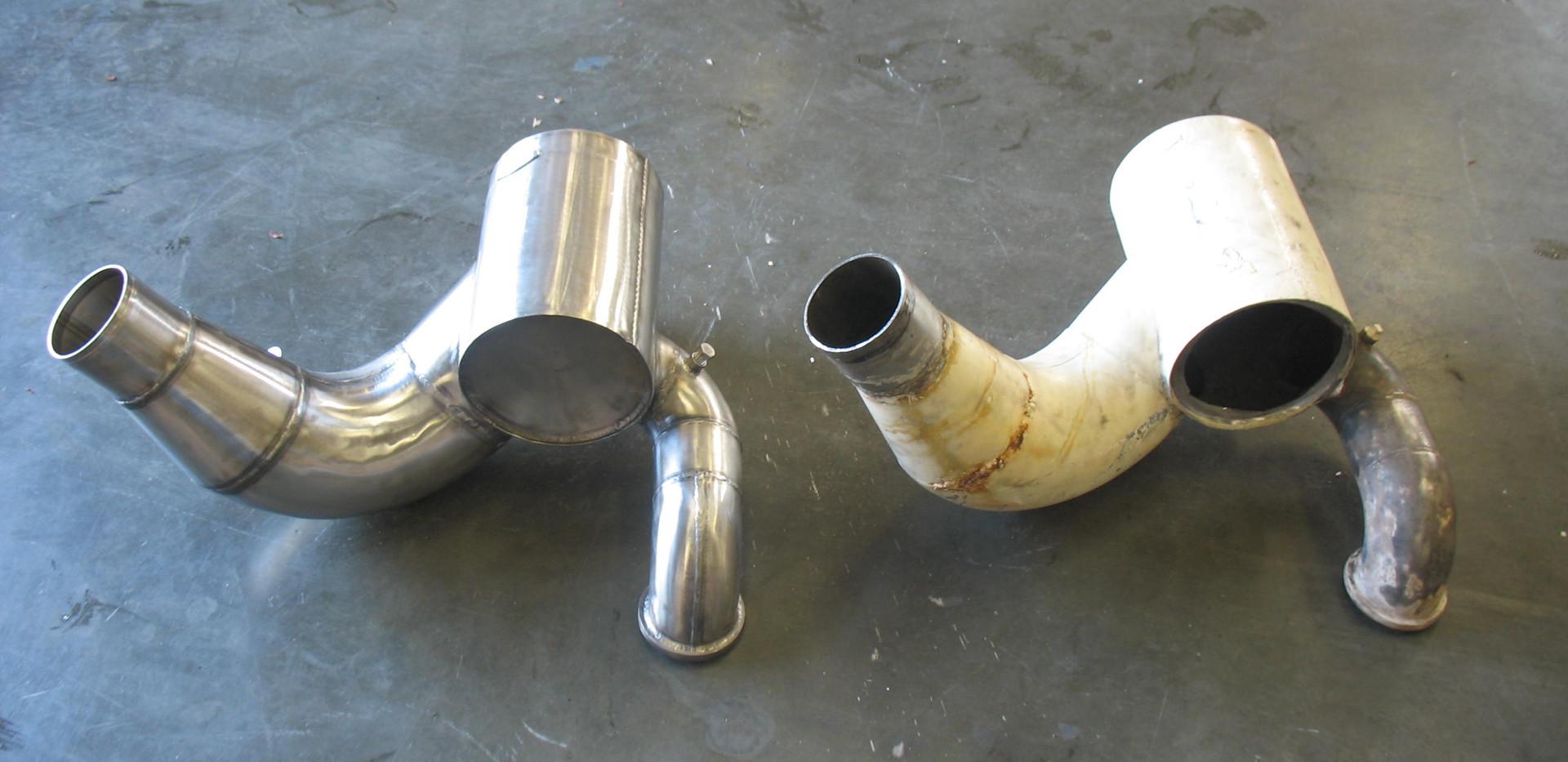 Custom Riser Can