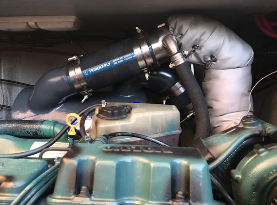 Custom Exhaust System Install