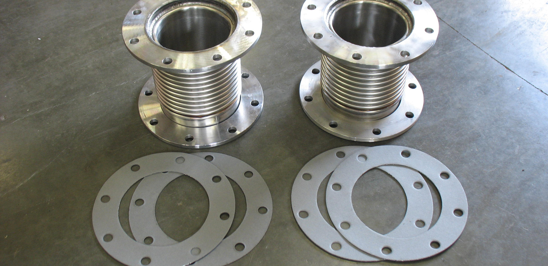 Flex Sections and Gaskets