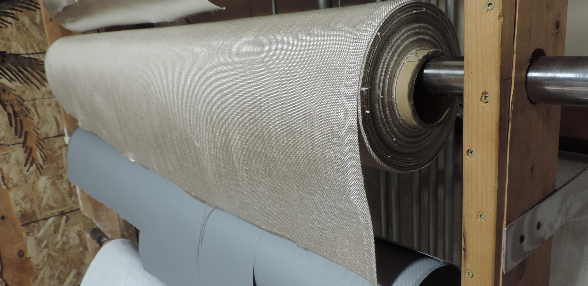 Raw Blanket Material
